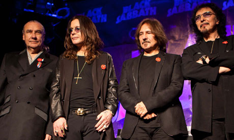 black sabbath reunion tour the reunion tour was a concert tour by ...
