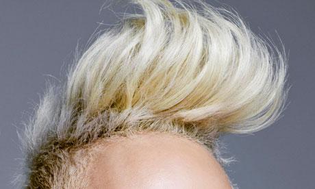Emeli Sande's hair