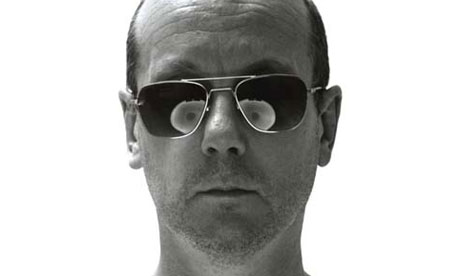Toop of the pops … music writer David Toop