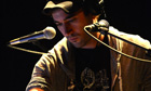 Sufjan Stevens plays Planetarium with Bryce Dessner and Nico Muhly at the Barbican, London.