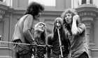 Fairport Convention in the 1970s