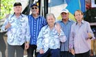 The Beach Boys in 2012