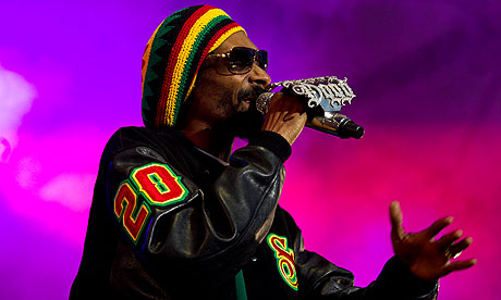 Snoop Dogg in Norway