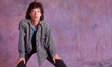Mick Jagger in 1987 007 Rolling Stones at Fifty
