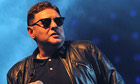 Shaun Ryder of Happy Mondays in 2012
