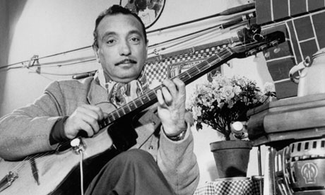 Django Reinhardt: music, mischief and magic Django Reinhardt was a Gypsy jazz genius who kept on living in his caravan long after he found fame. Guitarist and devotee Martin Taylor explains why he has written a Prom in his honour