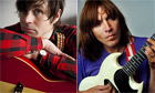 Ryan Adams and Evan Dando