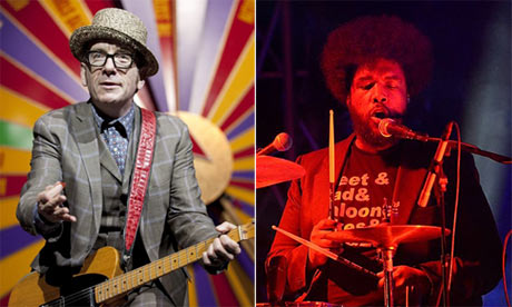 Elvis Costello and Questlove