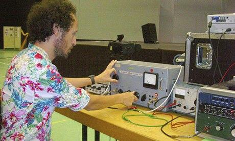 Sean Williams' reconstruction of Stockhausen's equipment