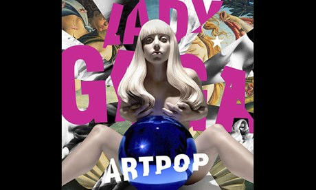 gaga pop no popped art
