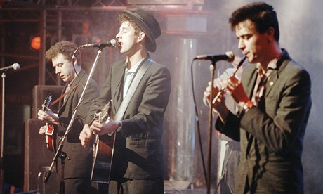 The Pogues - Shane MacGowan early TV appearance