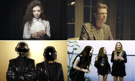 The best albums of 2013: how our writers voted