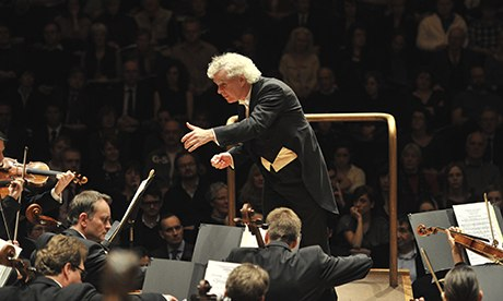 Rattle and Berlin Philharmonic announce 2015 London residency