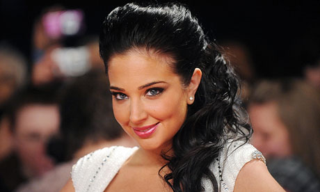 Royalties dispute … Tulisa to sue will.i.am over Scream & Shout