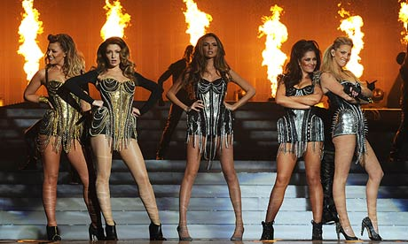 Girls Aloud in 2013