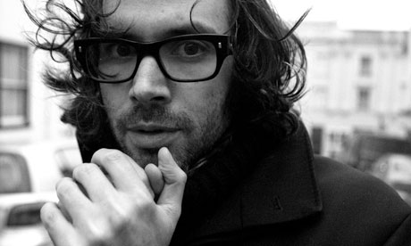 'Isn't it worth fighting back in some small way?' Pianist James Rhodes. Photograph: Dave Brown 2012