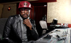 Break the ice … will.i.am said he and Britney Spears needed 'to talk about what she's excited about
