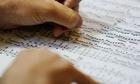 Classical music score