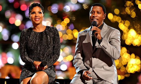 Toni Braxton and Kenneth 'Babyface' Edmonds