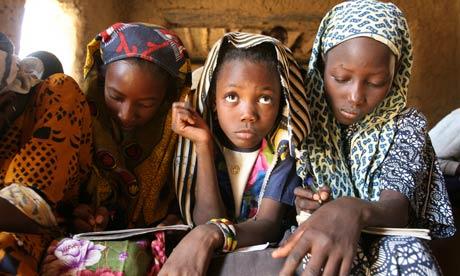 Mali girls