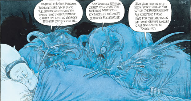 Chris Riddell 24 Oct