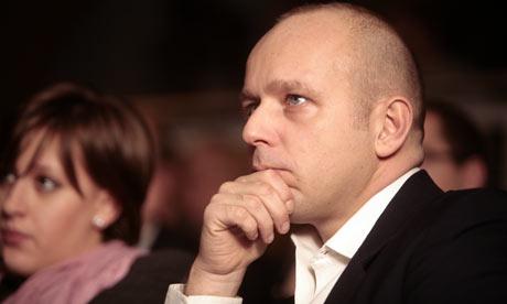 Steve Hilton strategy adviser