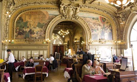 French revolution as le fooding guide threatens the might for Le miroir resto paris