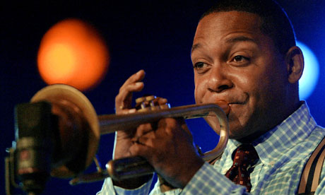 SPAIN-JAZZ FESTIVAL-WINTON MARSALIS