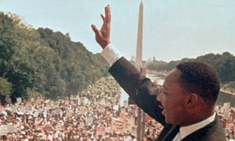 I Have A Dream Speech Audience