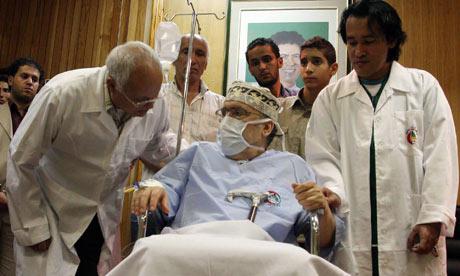Lockerbie bomber Abdel Baset al-Megrahi