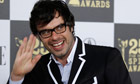 Jemaine Clement arrives at the 25th annual Film Independent Spirit Awards in Los Angeles
