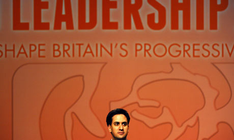 Ed Miliband elected Labour leader
