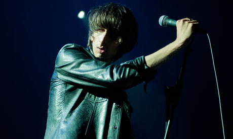 The Horrors Perform At The Roundhouse In London