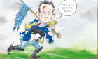 Chris Riddell 16 October 2011