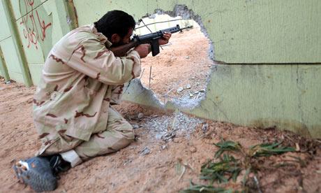 fighting in Sirte