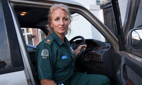 Emergency Services Trauma On The Job Money The Guardian