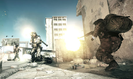 battlefield 3 007 BattleField Review The Game of the season!.