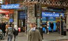 Thomas Cook finances
