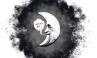 Illustration Moon