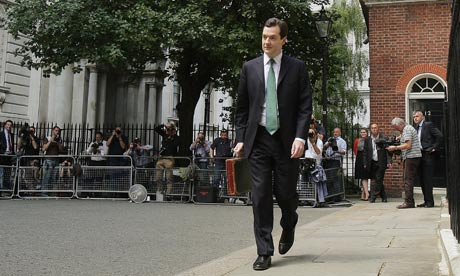 Budget 2011: Osborne will ease the pain while keeping his cutting ...