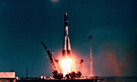 HISTORY OF THE RUSSIAN SPACE PROGRAMME