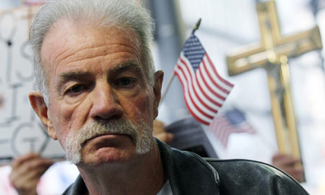 Controversial Florida Pastor Terry Jones Visits Ground Zero