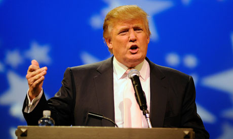 Is Donald Trump the most bizarre US presidential candidate ever ?