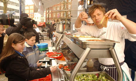 analysis of jamie oliver language Abstract = this paper explores the powerful and mediating role of celebrity chefs  over audience relationships with food through analysis of jamie oliver and his.