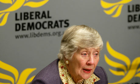 Shirley Williams health campaign