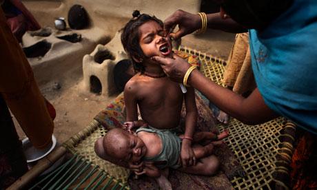 vaccination india