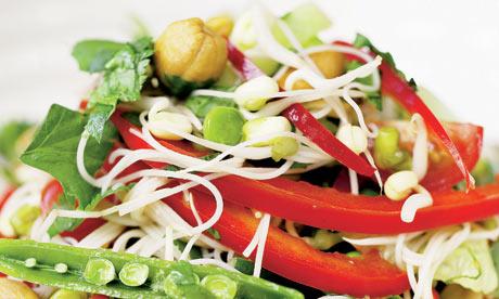 Nigel Slater salads