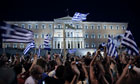 Protests in Syntagma square