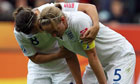England v France: FIFA Women's World Cup 2011