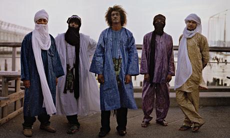 Tinariwen Tour Ibrahim